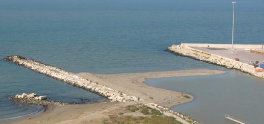 Foce del fiume Foglia