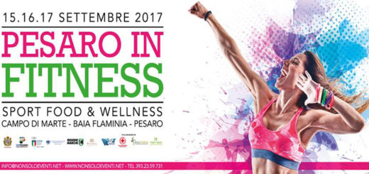 Pesaro in fitness - sport food and wellness
