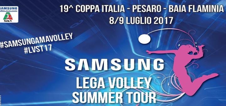 Lega Volley Summer Tour